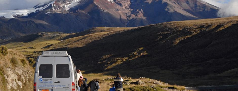 Equador Completo Promocional - sem aéreo