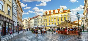 Pacotes para Leste Europeu