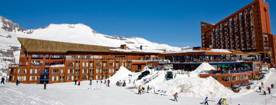 Valle Nevado Week 3 noites