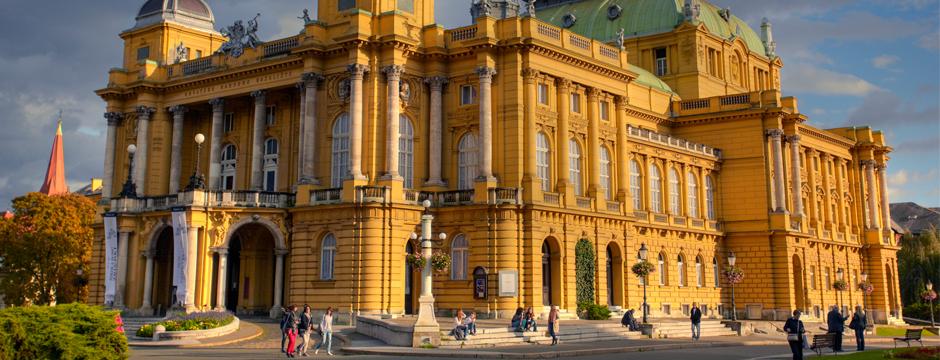 As Pérolas de Eslovênia, Bósnia e Croácia - Saindo de Liubliana