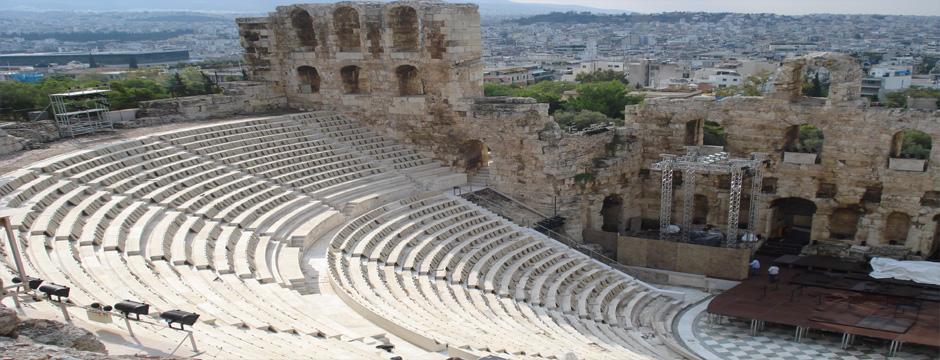 Atenas, Mykonos & Santorini - LUXO