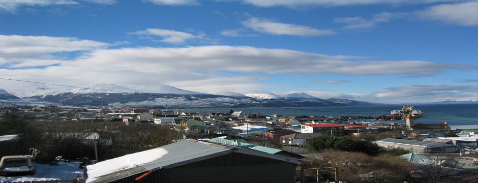 Cruzeiro Stella Australis ( Rota de Ushuaia a Punta Arenas-completo)