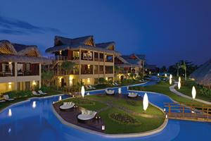 piscina do Zoëtry Agua Punta Cana