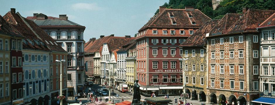 Viena, Budapeste e Praga - sem aéreo