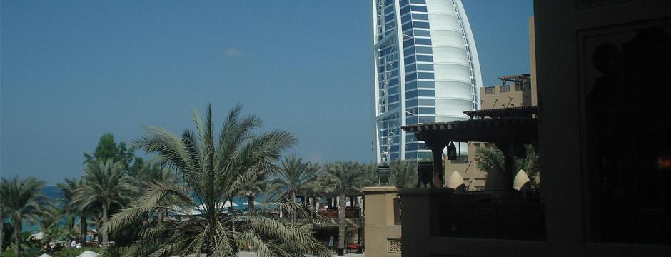 Descubra Dubai - sem aéreo