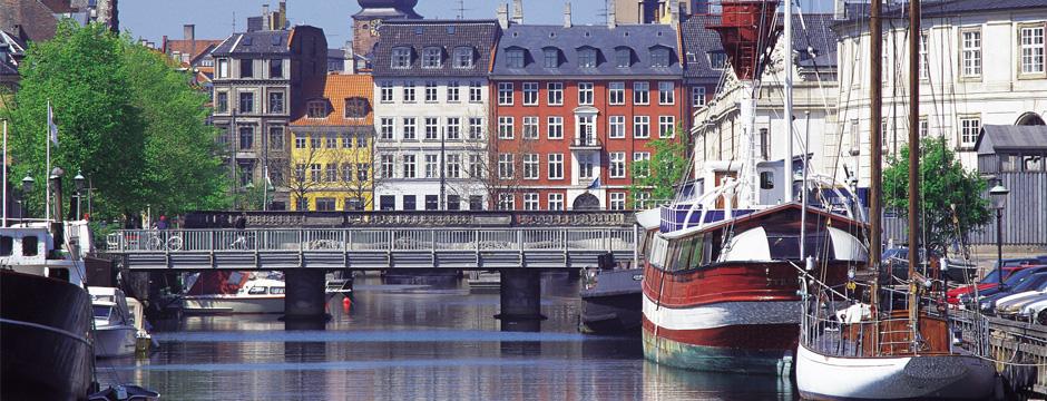 Copenhague À Sua Maneira