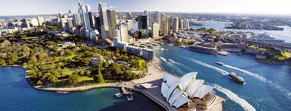 Austrália Clássica - sem aéreo