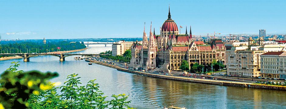 Budapeste & Praga - sem aéreo